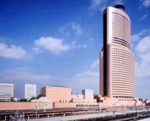 オークラアクトシティホテル浜松外観