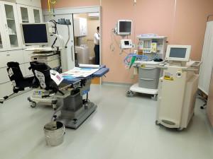 かとう腎・泌尿器科クリニック手術室