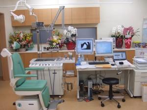 ひょうどう耳鼻咽喉科診察室