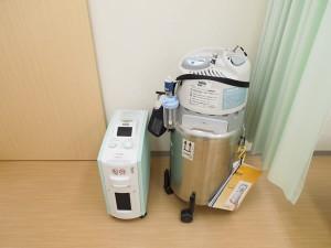 酸素療法装置