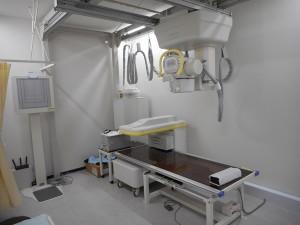 永山整形外科X線室