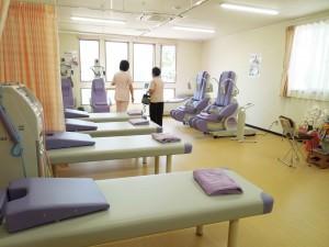 徳丸整形外科リハビリ室