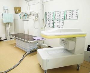 徳丸整形外科X線室