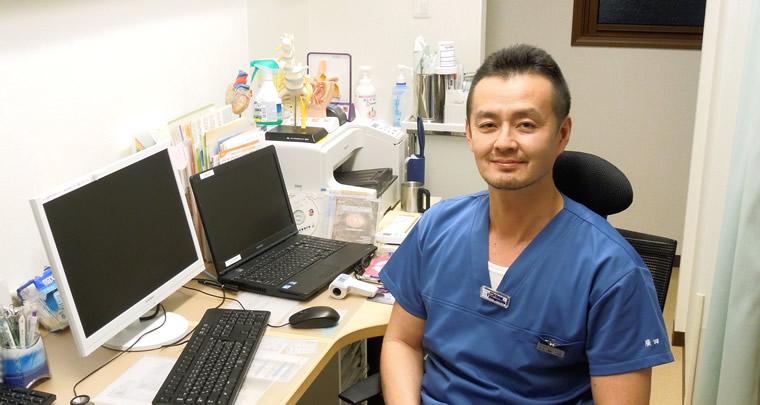 ひろた胃腸内科外科クリニック 院長廣田 淳先生