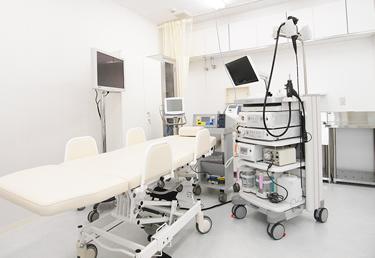 ならしの消化器クリニック内視鏡室
