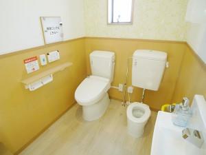 平野こどもクリニックトイレ