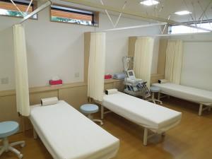 かんべ内科クリニック処置室