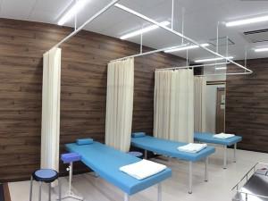 きくち脳神経外科内科クリニック処置室
