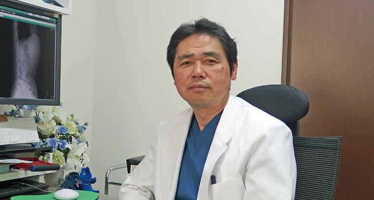 おおぎや整形外科 院長 扇谷 浩文 先生