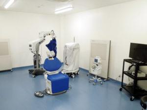 白内障手術室
