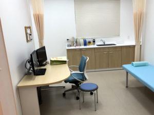 やぶき内科クリニック診察室