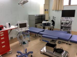 いぬいクリニック手術室