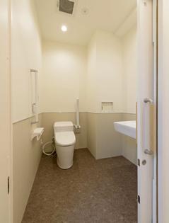 トイレ(車椅子用)