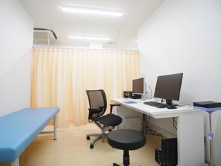 深澤内科呼吸器科クリニック診察室