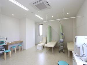 野田町メディカルクリニック処置・検査室